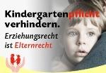 Kindergartenpflicht verhindern