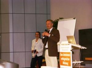 Maria Steuer und Carlos A. Gebauer