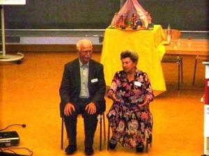 Dr. Albin Nees und Dr. Prekop